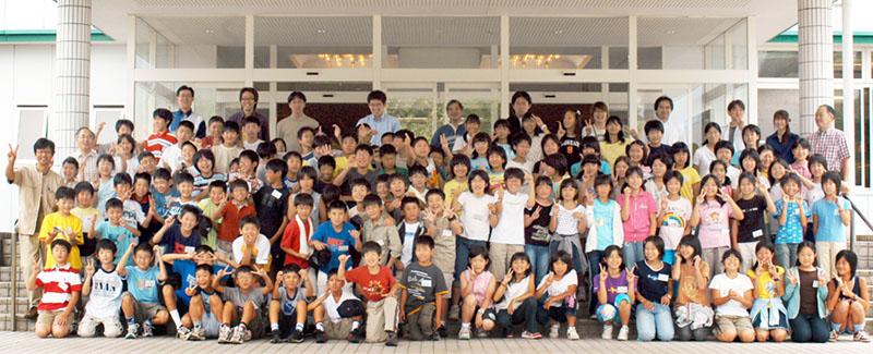 夏期受験合宿   於岐阜県郡上市